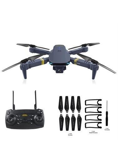 Corby Corby SD03 Katlanabilir 720P Kameralı  Smart Drone Renkli